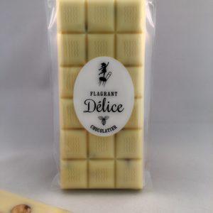 Tablette blanc noisettes bio