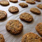 cookies chocolat blanc et pécan bio