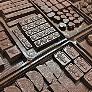 Caraques chocolat noir biologique à 70% de cacao