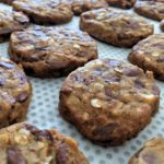 cookies chocolat au lait et noisette bio