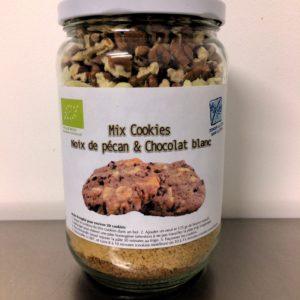 Mix cookies pécan