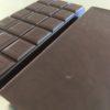 Chocolat noir biologique en tablettes