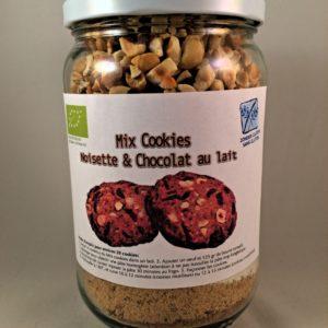 Mix cookies noisette